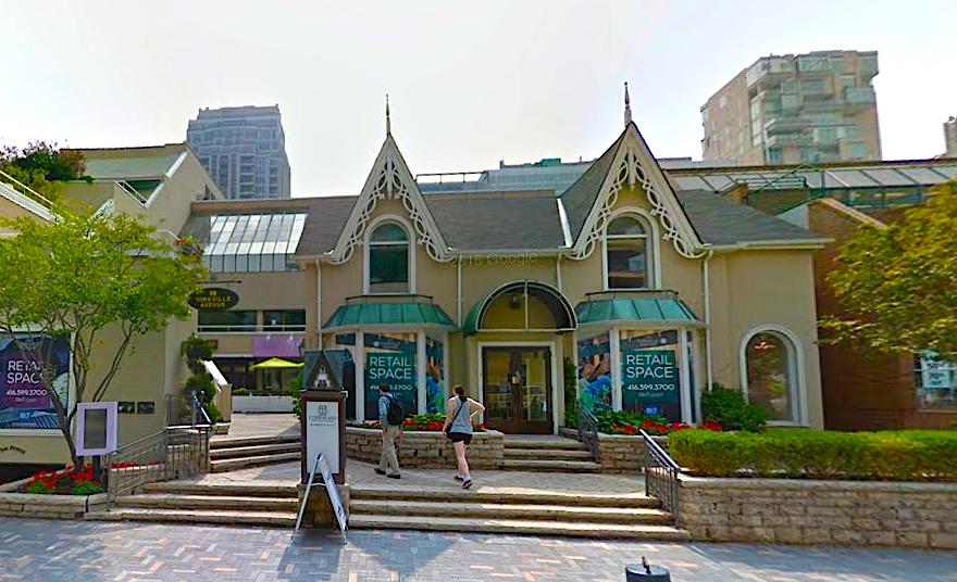 97 Yorkvile Avenue. Photo: Google Street View