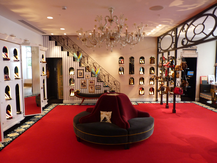 adresse boutique louboutin new york