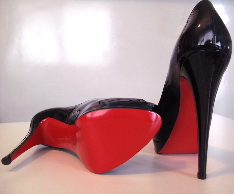 The famous red soles. Photo: Wikipedia