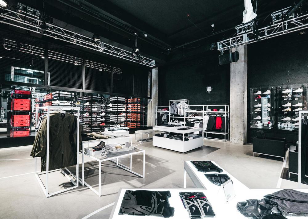 3cffccbd5769d9 Inside Michael Jordan s First Canadian Store