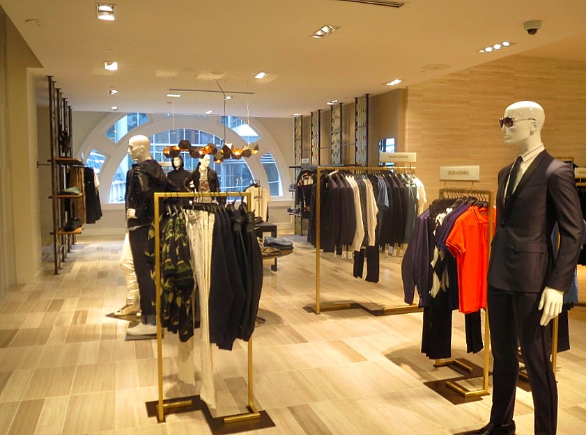 Men's designer on 2. Photo: Retail Insider