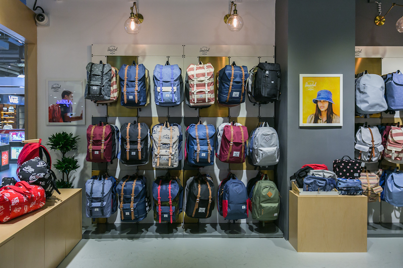 Hong Kong Store. Photo: Herschel Supply