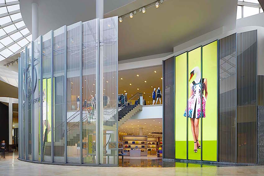 Yorkdale Shopping Centre. Photo: Janson Goldstein LLP