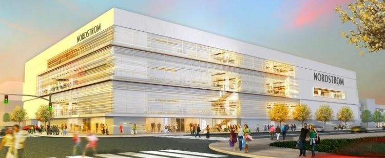 Nordstrom reveals new yorkdale store details rendering nordstrom ccuart Images