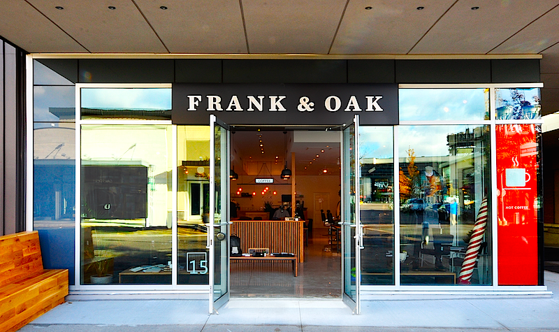 Photo: Frank U0026amp; Oak