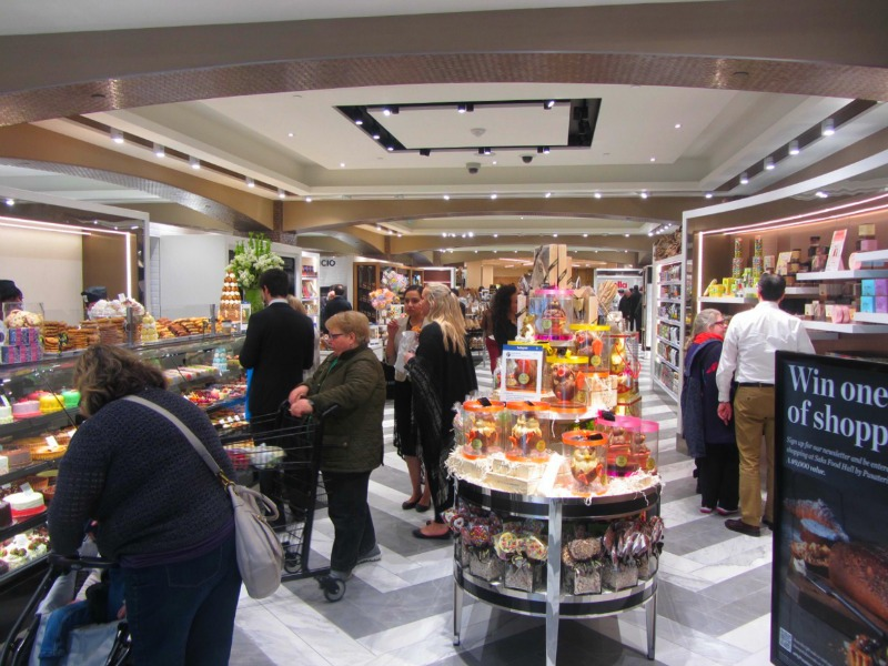 Sweets and treats. Photo: Norman Katz