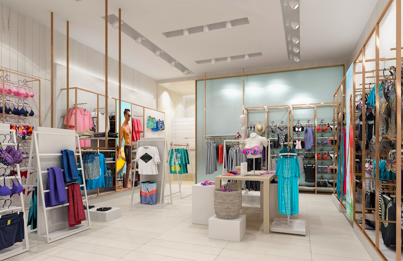 2a23518299 ... bringing to Bikini Village with a product offer featuring coveted  brands and combined with an updated visual identity will increase the retail  chain's ...