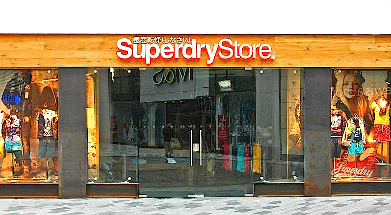 18eee703a Superdry Partners with Brokerage to Open Canadian Stores