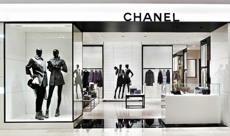 chanel opens flagship concession in vancouver photos