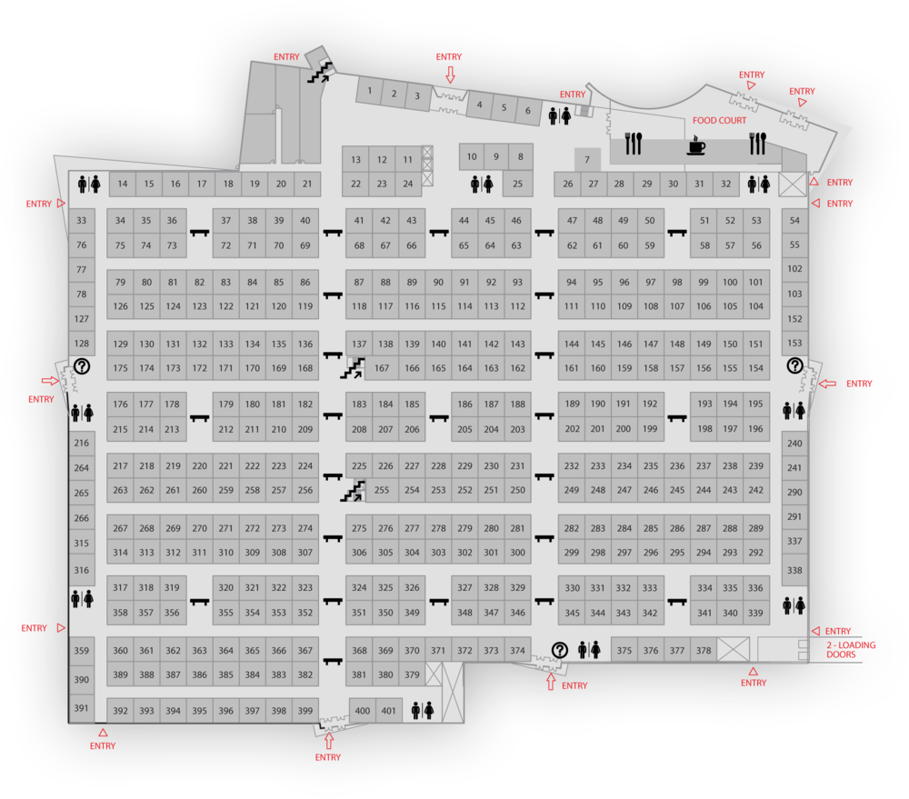 Floorplan, via Improve's website.