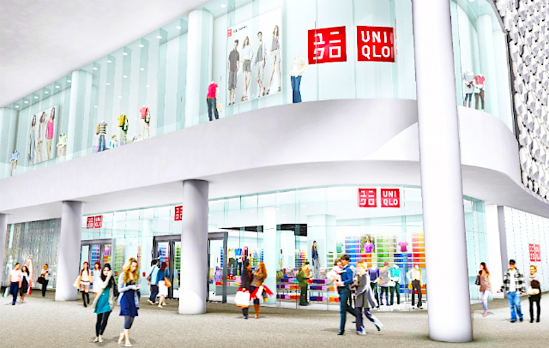 Uniqlo On Track For Canadian Debut
