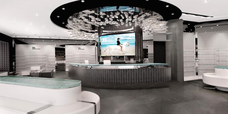 CF Rideau Centre interior rendering