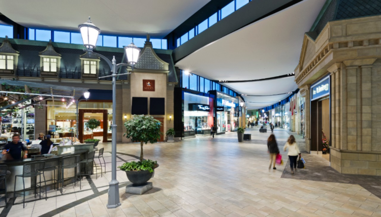 Cadillac Fairview Expands Mall Digital Experience