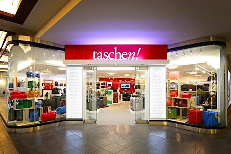 Calgary store. Photo: Taschen! website