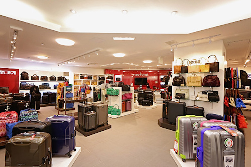 Inside the Calgary store. Photo: Taschen! website.