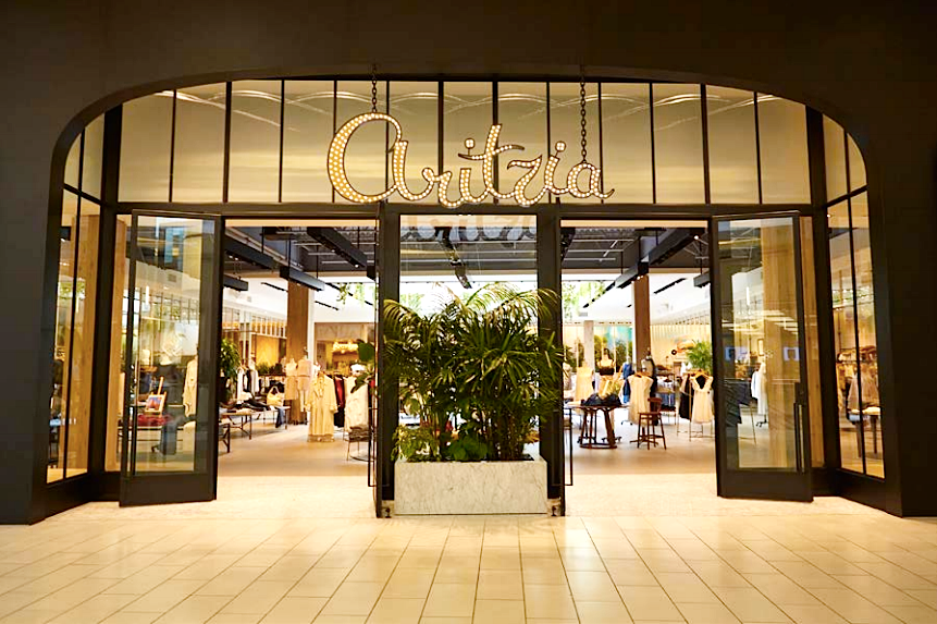 Aritzia To Open Second Largest Canadian Location This Month