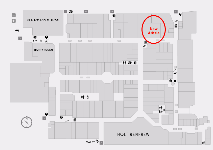 Click image for interactive Yorkdale Floorplan