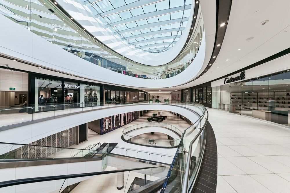 CF Rideau Centre Opens Substantial Four-Level Expansion [Photos and ...