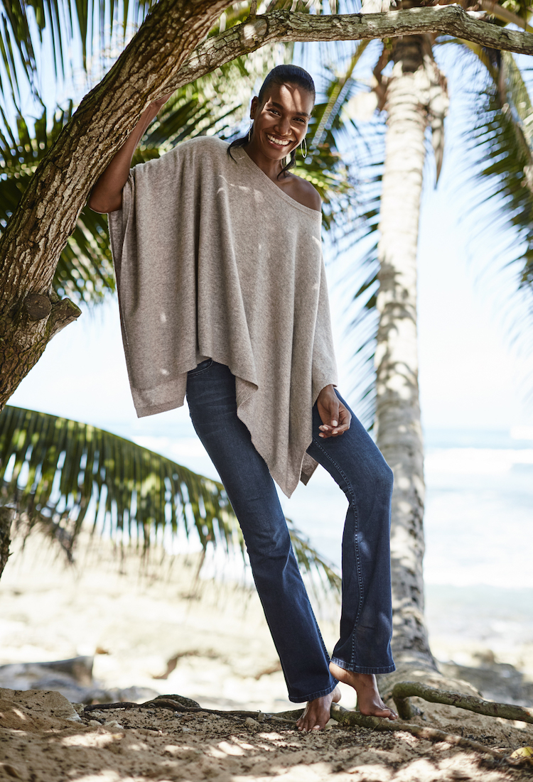 Image from the FW-2016 women's Tommy Bahama men's denim collection. Photo supplied.
