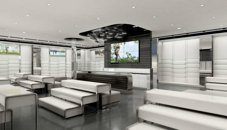 CF Masonville interior rendering.