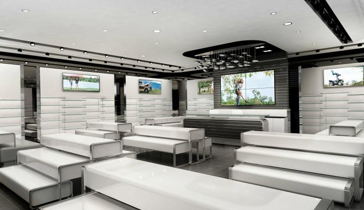 Kingsway Mall rendering.