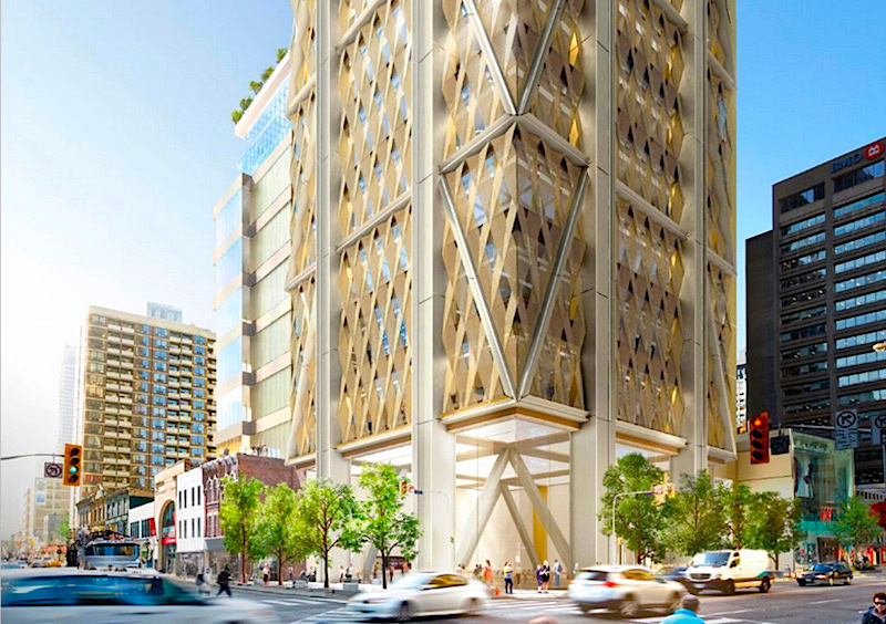 Rendering: Mizrahi Developments