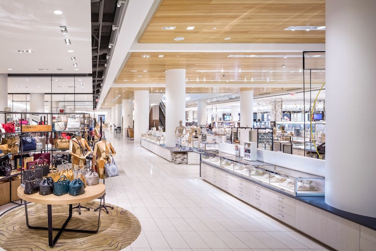 Nordstrom (opening at Yorkdale Shopping Centre on October 21). Photo: rwcsystems.com