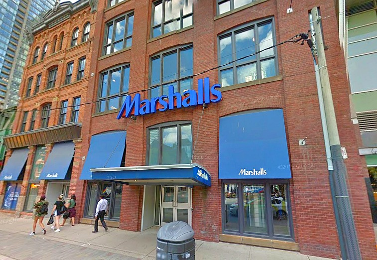 TJX-owned off-price retailer Marshalls has opened 10 Canadian stores since  August of this year 703ec911565