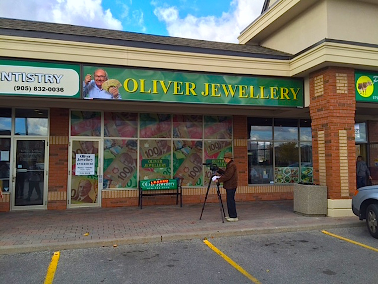 (Woodbridge buying centre. Photo: Oliver Jewellery)