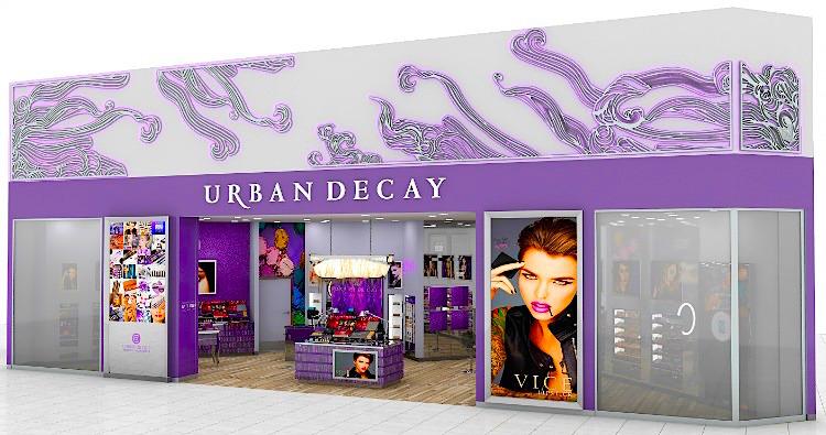 L'Oréal Discusses Urban Decay Canadian Store Expansion