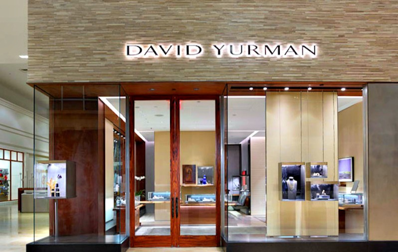 (Yorkdale store. Photo: David Yurman)