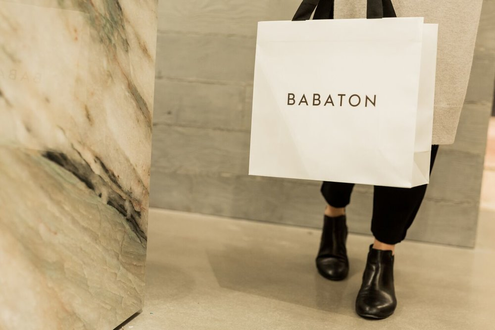 (Babaton branding)