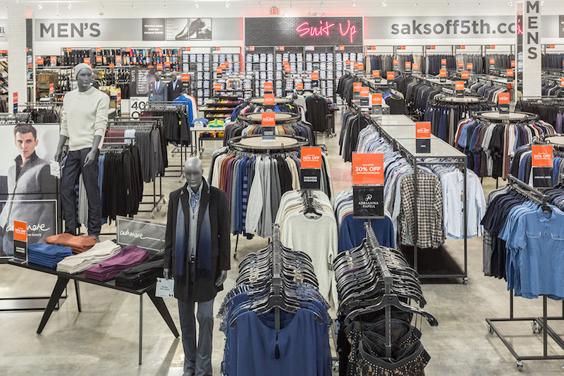 4b6787ff45585 The CF Galeries d Anjou store is the 18th confirmed Saks OFF 5TH location  in Canada