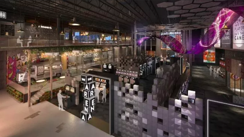 The Rec Room Announces Canadian Shopping Centre Expansion