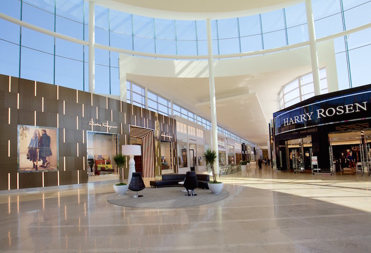 (Luxury wing at Mississauga's Square One. Photo supplied)