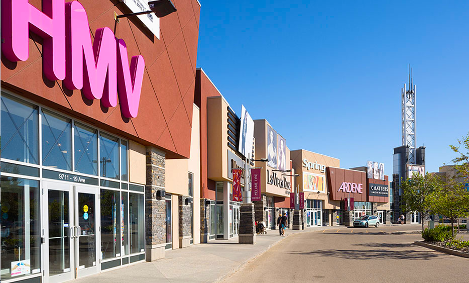 (South edmonton common is particularly popular because of its value-priced retail. nordstrom rack will join the mix in 2018, and saks off 5th opened last year)
