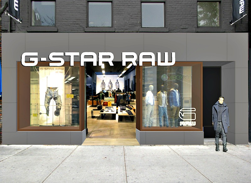 778ad161471bf2 Dutch designer clothing company G-Star RAW has opened a third Canadian store,  and it will continue opening locations at a controlled pace as it targets  new ...