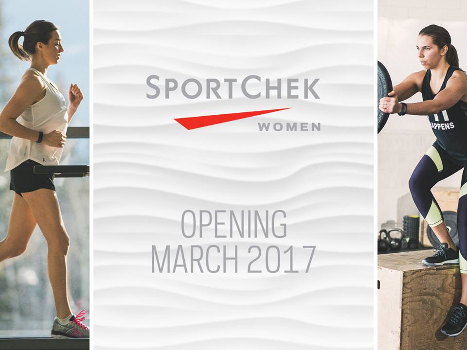 FGL Sports-owned Sport Chek is launching a new women-only store concept  this week at Calgary s CF Chinook Centre. The 16 fc95e2327d