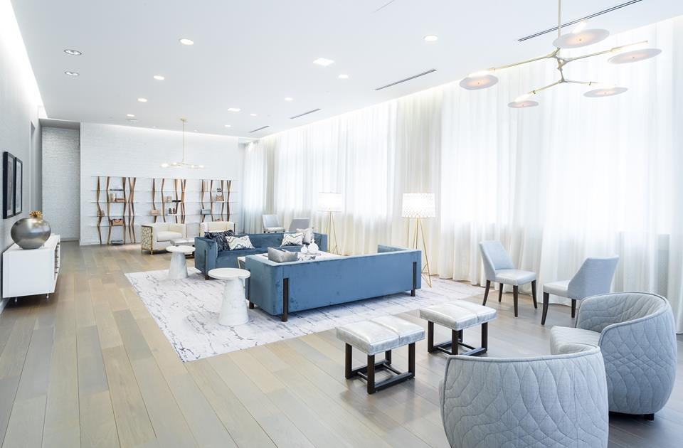 ('FIFTH AVENUE CLUB' PERSONAL SHOPPING suites ON 3. Photo: Bill Waldorf)