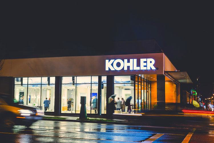 Kohler Opens First Canadian Signature Store (Photos)