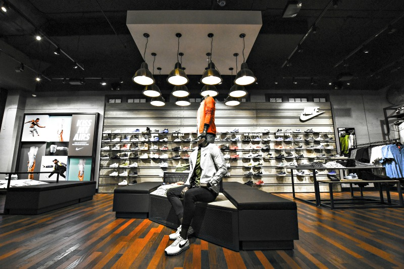 (Nike Kicks Lounge at Footaction, photos supplied)
