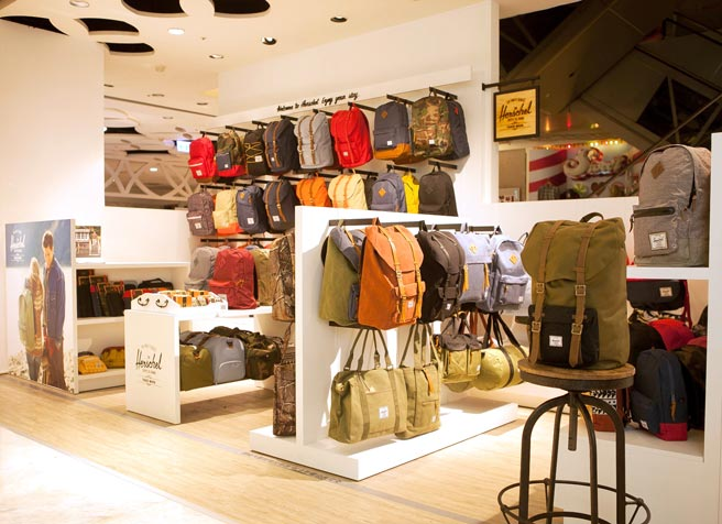 (Taipei store. Photo: cool-style.com.tw