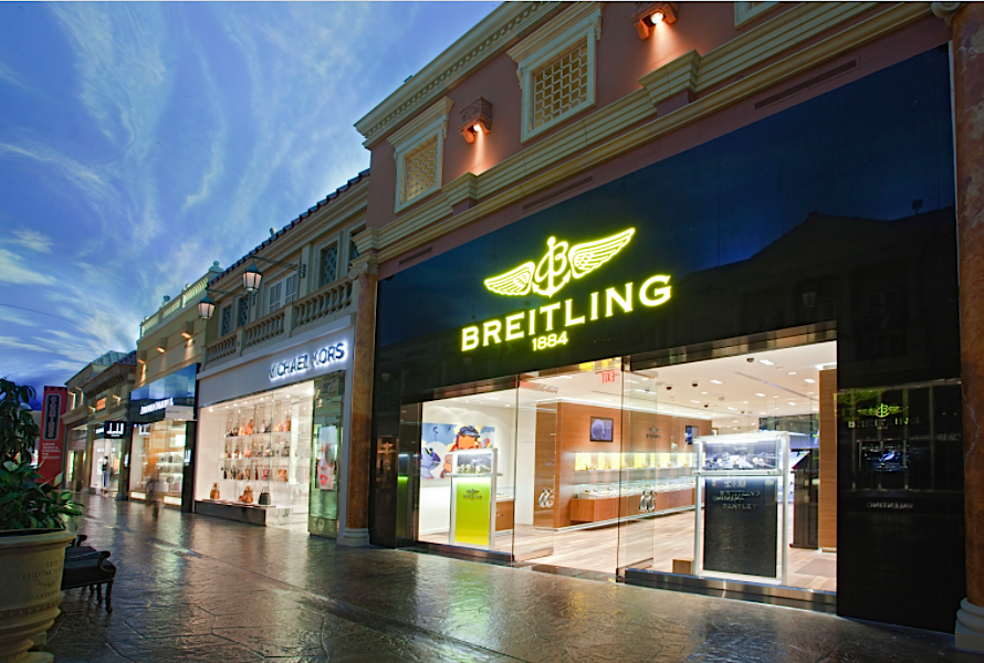 (photo Courtesy of Breitling SA, www.breitling.com)