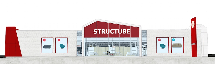 When All Are Open Structube Will Have 57 Locations Across Canada The Company Says That It Plans To Eventually Operate About 85 Stores In Total