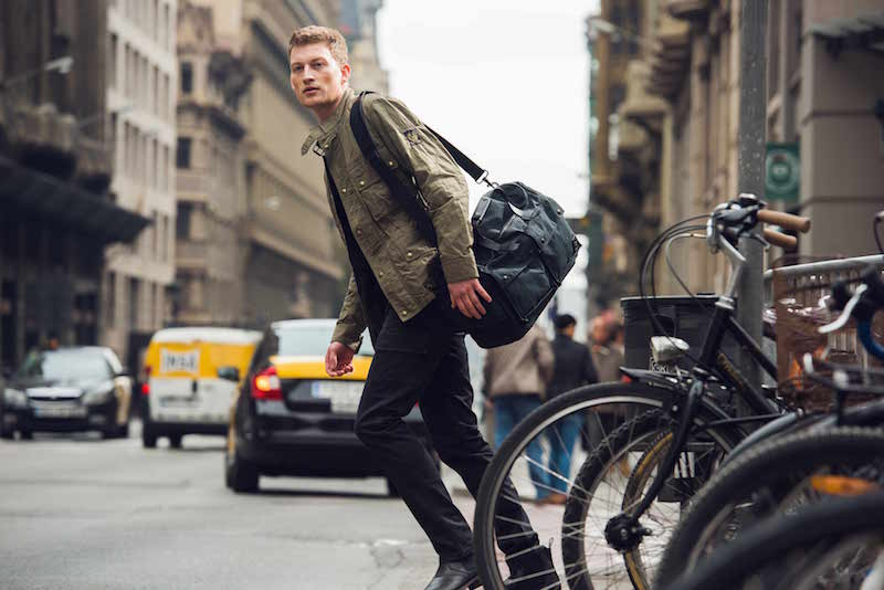 (photos above and below are from the f/w 2017-2018 belstaff campaign)
