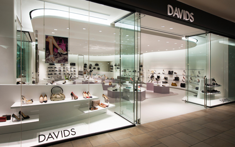 (multi-brand david's footwear boasts some of the world's top luxury brands, including Manolo blahnik, jimmy choo and christian louboutin)