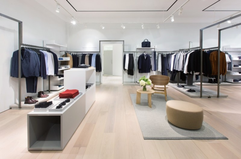 parent company hum launched the cos store concept on londonus regent street in march the brand has a wide product range that is divided into a number