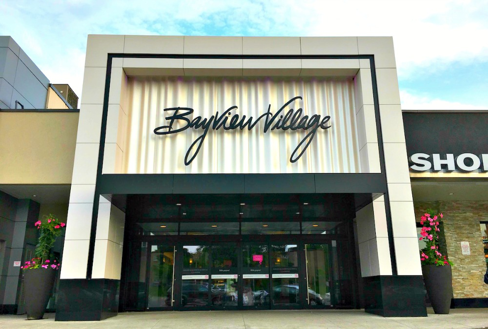 38e0a8dcce Toronto s upscale Bayview Village Shopping Centre occupies a unique space  in the city s retail realm — it serves a local base of affluent shoppers  with a ...