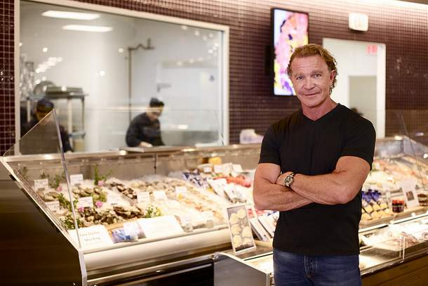 (mark mcewan. photo:  Food Network Canada )