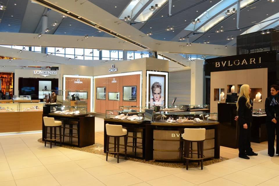 Toronto Pearson Airport Luxury Retail
